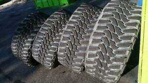 38x15 50r20 Toyo Open Country Mt 4x4 Off road Mud Tires 38 used