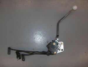 1965 73 Ford Mustang 302 Hurst 4 Speed Toploader Transmission Shifter W Linkage