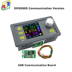 Color Lcd Constant Voltage Regulator Converter Voltmeter Communication Function