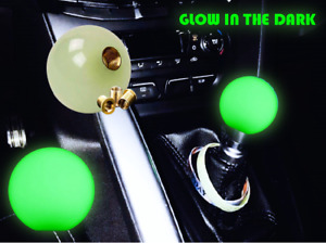 Jdm Glow In The Dark Green Ball Shift Knob For Toyota Scion Wrx Subaru M12x1 25