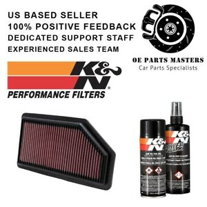 K n Air Filter Cleaning Care Service Kit 33 2461 99 5000