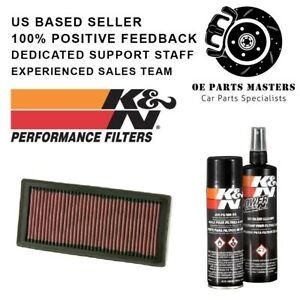 K n Air Filter Cleaning Care Service Kit 33 2945 99 5000