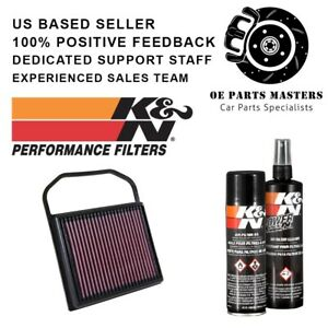 K n Air Filter Cleaning Care Service Kit 33 5032 99 5000