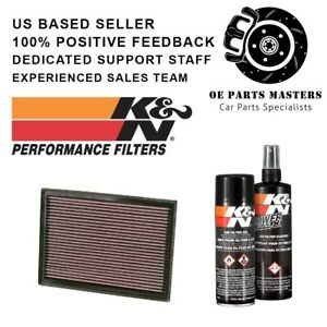 K n Air Filter Cleaning Care Service Kit 33 2391 99 5000