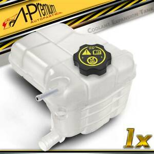Engine Coolant Reservoir Expansion Tank W Cap 20psi For Chevy Cruze Buick Verano