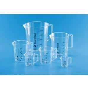 Measuring Beaker With Handle Tpx Autoclavable Various Options