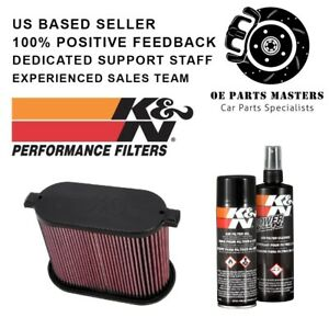 K n Air Filter Cleaning Care Service Kit E 0785 99 5000