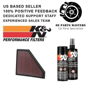 K n Air Filter Cleaning Care Service Kit 33 2496 99 5000