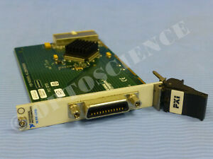 National Instruments Ni Pxi gpib Interface Adapter Card