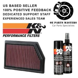 K n Air Filter Cleaning Care Service Kit 33 5009 99 5000