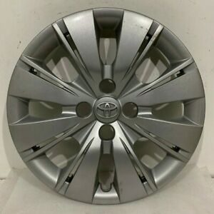 1 2012 2015 Oem 15 Toyota Yaris Hubcap Wheel Cover 61164 T6