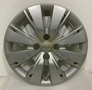 1 2012 2015 Oem 15 Toyota Yaris Hubcap Wheel Cover 61164 T8