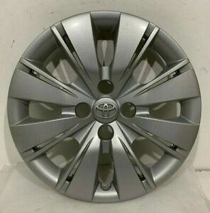 1 2012 2015 Oem 15 Toyota Yaris Hubcap Wheel Cover 61164 T12