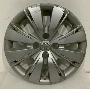 1 2012 2015 Oem 15 Toyota Yaris Hubcap Wheel Cover 61164 T14