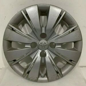 1 2012 2015 Oem 15 Toyota Yaris Hubcap Wheel Cover 61164 T15