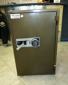 Css Commercial S g Electronic Fire Safe Two Hour Rated Sargent Greenleaf