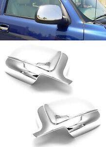 For 2000 2006 Chevrolet Tahoe Chrome Door Mirror Cover