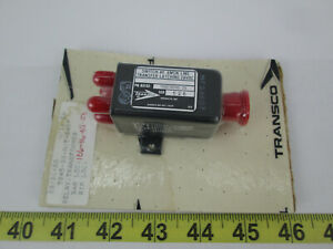 New Old Stock Transco Switch rf Xmsn Line Transfer Latching Relay Transformer