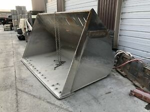 Volvo Loader Bucket Light Material Pin On 110h