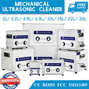 Ultrasonic Cleaner Ultrasound Machine basket Cleaning Solution For Industry Lab