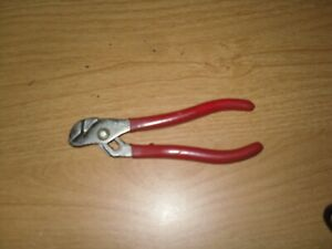 Blue Point Hl14 4 1 2 Long Ignition Pliers Red Grip Usa