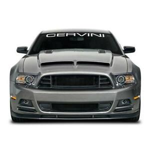Cervini Decal Windshield Body Decal Sticker New Custom 1pc Fits Challenger Ram