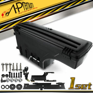 A premium Rear Passenger Rh Truck Bed Storage Box Toolbox For 15 19 Ford F 150