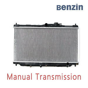 Radiator Fits Honda Prelud Accord 1990 1995 1996 Manual Trans 19010pt0004
