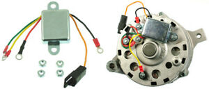 Voltage Regualtor Ford one Wire For Alternator Amk Products
