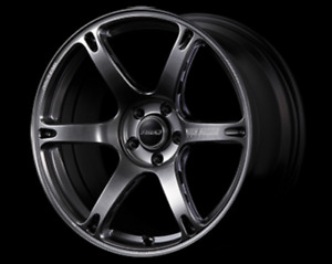 Rays Te037 6061 Formula Silver For Honda Nsx na1 2 18x8 0j 19x10 0j From Japan