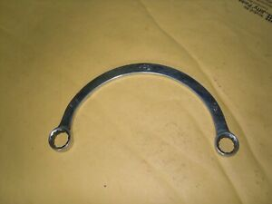 Mac Hm1618 Sae 9 16 X 1 2 12 Point Half Moon Obstruction Wrench Usa