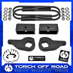 3 Front 2 Rear Leveling Lift Kit 2002 2005 Dodge Ram 1500 4x4 4wd Torsion Keys