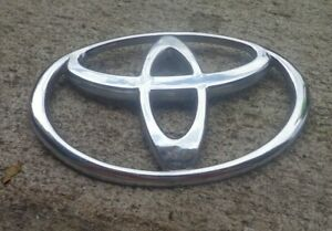 Toyota T 3 625 Grill Emblem Badge Decal Logo Corolla Camry Oem Genuine Stock