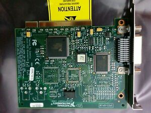 National Instruments Pci gpib Card