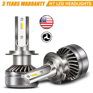 120w 12000lm Led Headlight Conversion Kit Hi Lo Beam Bulb White 6000k Eg5