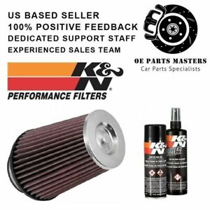 K N Air Filter Universal Cleaning Care Service Kit Pn Rf 1046 99 5000