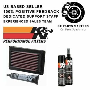 K n Air Filter Cleaning Care Service Kit Pn Ya 6604 99 5000