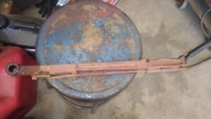 Farmall International 340 Tractor Pto On off Lever