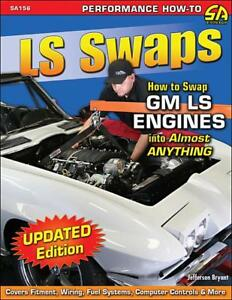 Ls Swaps How To Swap Gm Ls Engines Into Almost Anything Book New 1932 Ford