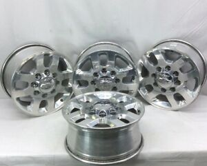 2015 2016 2017 2018 Chevrolet Silverado 2500 3500 Oem Factory 18 Wheels Rims