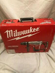 Milwaukee 5426 21 1 3 4 In Sds max Rotary Hammer New