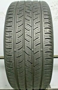 One Used 255 35r18 2553518 Continental Conti Pro Contact Mo Mercedes 6 5 32 1j81
