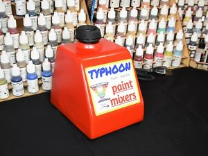Typhoon Paint Mixer Hobby Paint Mixer Acrylic Paint Mixer