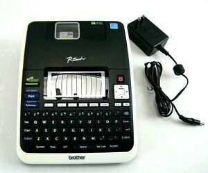 Brother P touch Pt 2730 Label Maker Thermal Printer tested r321 r2