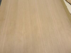 Cherry Wood Veneer Sheet 20 X 28 With Wood Backer 1 25 Thickness A Grade