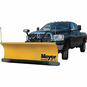 Meyer 8344 Universal Snow Plow Curb Guards 08344