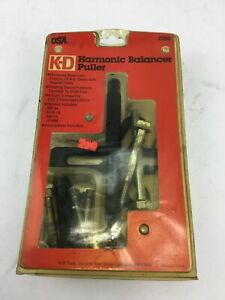 Harmonic Balancer Puller By K D Tools 2286