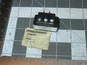 Total Source General Electric Diode Block 148b6203g38 Lift Truck