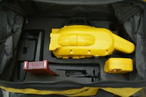 Dewalt Self leveling Interior And Exterior Rotary Laser Level Kit Dw074kd Free S