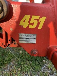 New Holland 451 Sickle Mower